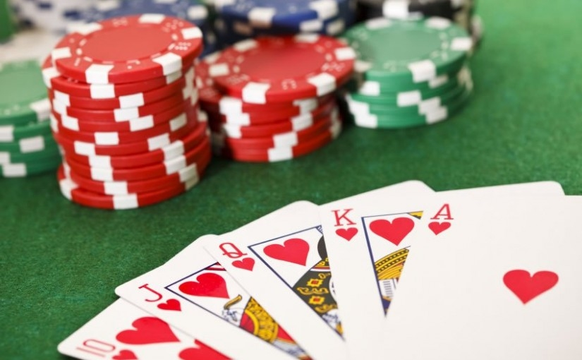 Stave poker