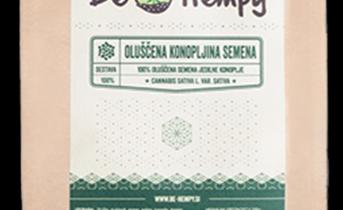 Konopljina semena le kupite pri Behempy