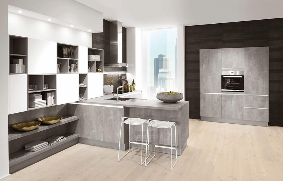 moderne kuhinje visoki sijaj