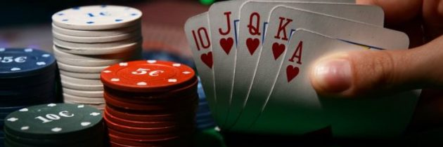 Bet at home poker igra malo profesionalcev