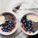 Chia semena so idealna za zajtrk
