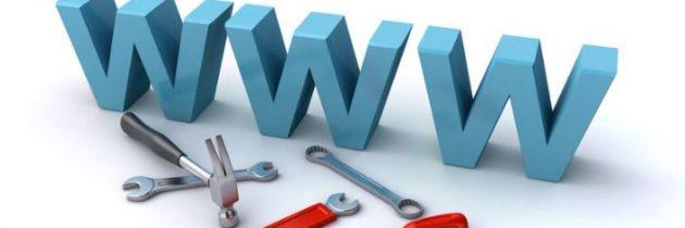 Vzdrževanje spletnih strani za brezhibnost