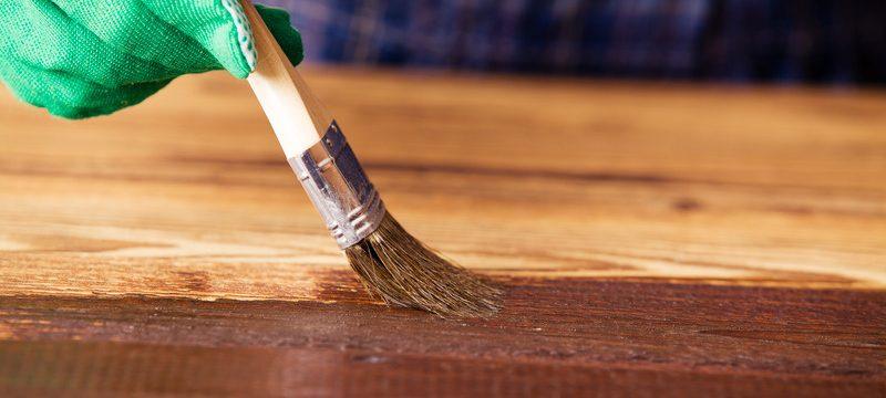Nakup barve za les ni tako enostaven!