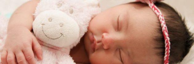 Spanje dojenčka je izziv vsakega novopečenega starša
