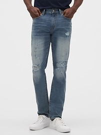 moške jeans hlače
