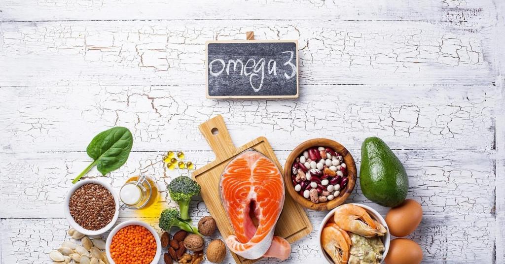omega 3 v prehrani